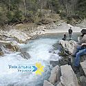Mizunka waterfalls