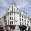 Общежитие университета (бывший отель «Золотой лев», 1904), ул. О. Худякова, 1