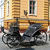 Кованая карета на ул. О. Кобылянской