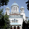Миколаївський катедральний собор (1939, народна назва – «п'яна церква»), вул. Руська, 35