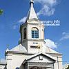 The church of Saint Demetrius of Thessaloniki (1911) in Bilousivka village