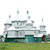 Миколаївська церква (1905) з дзвіницею, Нижні Лукавці