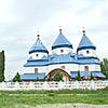 Церковь св. Параскевы (1902) с колокольней, Верхние Лукавцы