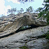 Скеля Соколине око