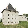 Starostynsky castle (1367-1658, 20th cen. reconstructed)