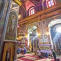 Former Armenian Catholic church (1762), nowadwys there is the church of the Intercession of the Holy Virgin (Ukrainian Autocephalous Church), Virmenska St. 6