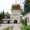 The hermitage in Manyava village (Manyavsky hermitage)