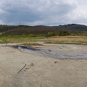 Грязевой вулкан около с.Старуня