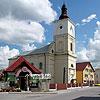 Church of the Holy Trinity (18th-19th cent.), Burshtyn town