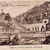Околиці м. Яремче (листівка, зображення з сайту <a href=&quot;http://artkolo.org&quot;>artkolo.org</a>)