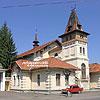 """Колишній будинок товариства """"Сокіл"""" (поч. ХІХ ст.), тепер - дитяча спортивна школа"""