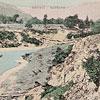 Вид на річку Пістиньку (листівка, зображення з сайту <a href=&quot;http://artkolo.org&quot;>artkolo.org</a>)