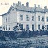 Здание Делятинского суда с 1912 г. (открытка, источник - artkolo.org)