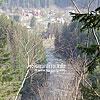 Вигляд зі стежки Довбуша на р. Прут