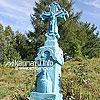 Хрест біля Миколаївської церкви, с. Сливки