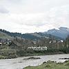 Вид на Черногорский хребет со стороны Верховины