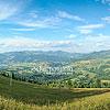 Краєвид з гори Магура