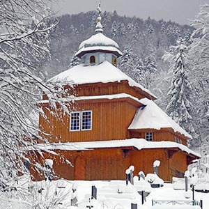 Церковь Успения Пр. Богородицы, с. Майдан