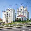 The Holy Trinity Catholic church (17th cen.)