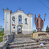 The Holy Trinity Catholic church (17th cen.), Ivano-Frankove village