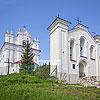 Костел Святої Трiйцi (XVII ст.), смт Iвано-Франкове