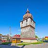 Дзвіниця церкви св. Юрія (1746), м. Яворів