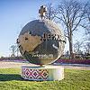 "Monument ""Globe of Ukraine"", Yavoriv town"
