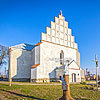 Готичний костел Св. Миколая (реставрований у 1926 р.)