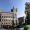 The building of Lviv State University of Life Safety, Kleparivska St. 35