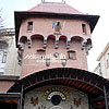 Vezha Kramariv Restaurant (The Merchants' Tower), Svoboda Prospect 16-18