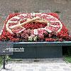 Квітковий годинник, вул. Винниченка