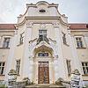Палац архієпископів в с. Оброшине