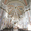Інтер'єр костелу (1738-1766)