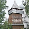Колокольня церкви св. Михаила (XVIII в.), с. Верин
