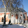 Carmelite church (1695), Rozdil village