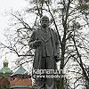 Пам'ятник Т. Шевченку у с. Шоломинь