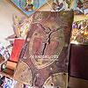 Стара Біблія в Михайлівській церкві, с. Жирівка