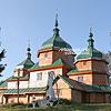 Church of the Holy Virgin Council (1792), Pykulovychi village