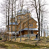 Church of the Epiphany (1909), Nyzhnya Rozhanka village