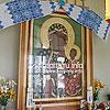 Копія Ченстоховської Матері Божої в каплиці Св. Валентина
