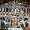 Иконостас церкви Рождества Пресвятой Богородицы