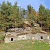 The old caves in Dubova village