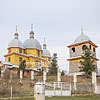Church of St. Michael with bell tower (1891), Velyki Peredrymykhy village