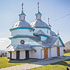 Church of the Assumption of Virgin Mary (18th century), Sytykhiv village