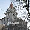 Колишній будинок Цісарсько-королівського повітового суду (1911), тепер - Бродівський педагогічний коледж ім. М. Шашкевича, вул. М. Коцюбинського, 4