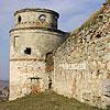 Фрагмент монастирської стіни з баштою