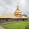 Church of the Assumption of the Blessed Virgin Mary (1749), Hlynyany village