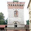 Флорианские ворота (первое упоминание - 1307)