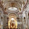 Интерьер костела св. Анны