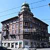 Ohrenstein's palace (1911-1913), Dietla (42) and Stradomska (27) streets intersection